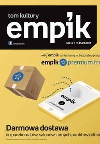 Gazetka promocyjna EMPiK - Darmowa dostawa w Empiku! - ważna do 15-09-2020