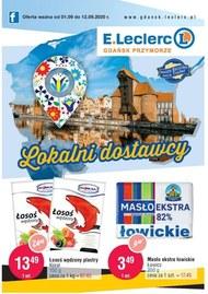 Lokalne produkty w E.Leclerc Gdańsk