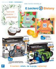 Promocje w sklepach E.Leclerc Bielany
