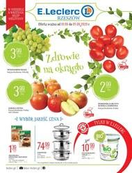 Świeże produkty w E. Leclerc Rzeszów!
