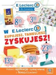 Promocje w sklepie E.Leclerc Zamość!