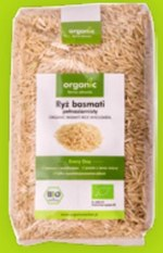Ryż Organic