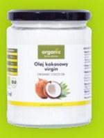 Olej kokosowy Organic