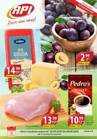 Gazetka promocyjna Api Market - Okazje w sklepach Api Market - ważna do 08-09-2020