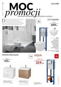 Gazetka promocyjna Cersanit - Moc promocji w Cersanit - ważna do 31-10-2020