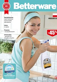 Gazetka promocyjna Betterware - Katalog wrześniowy Betterware - ważna do 30-09-2020