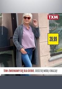Gazetka promocyjna Textil Market - Witamy jesień z TXM - ważna do 08-09-2020