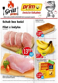 Gazetka promocyjna Prim Market - Hity tygodnia w Prim Market!  - ważna do 09-09-2020