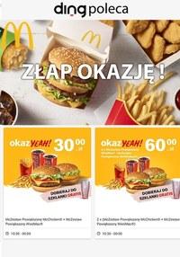 Złap okazje w McDonald's!
