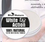 Wybielający proszek do zębów White Action