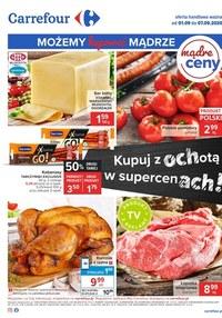Gazetka promocyjna Carrefour - Mądre zakupy w Carrefour! - ważna do 07-09-2020