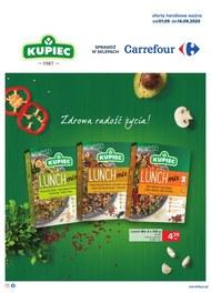 Tanie produkty taniej marki w Carrefour!