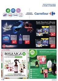 Czystość  i świeżosć z Carrefour!