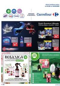 Gazetka promocyjna Carrefour - Czystość  i świeżosć z Carrefour! - ważna do 14-09-2020