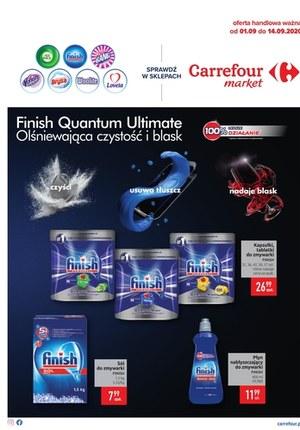 Gazetka promocyjna Carrefour Market - Zadbaj o czystość z Carrefour Market!