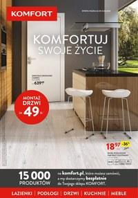 Gazetka promocyjna Komfort - Komfortuj swoje życie! - ważna do 13-10-2020