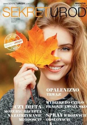 Gazetka promocyjna Drogerie Sekret Urody - Magazyn Sekret Urody - Jesień 2020