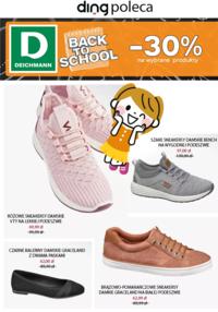 Gazetka promocyjna Deichmann - Back to school z Deichmann - ważna do 17-09-2020