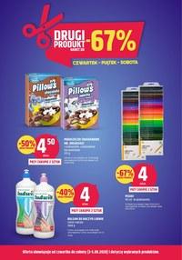 Gazetka promocyjna Dealz - Drugi produkt do 67% taniej w Dealz! - ważna do 05-09-2020