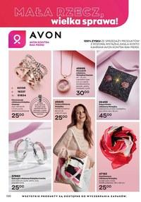 Gazetka promocyjna Avon - Przeciwzmarszczkowa rewolucja w Avon