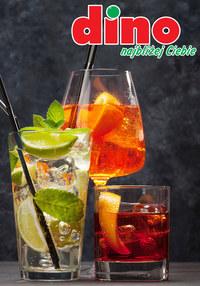 Gazetka promocyjna Dino - Katalog alkoholowy Dino - ważna do 10-09-2020
