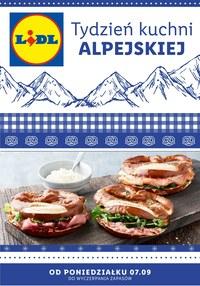 Tydzień alpejski w Lidlu