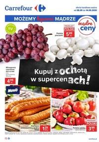Gazetka promocyjna Carrefour - Super promocje w Carrefour! - ważna do 14-09-2020