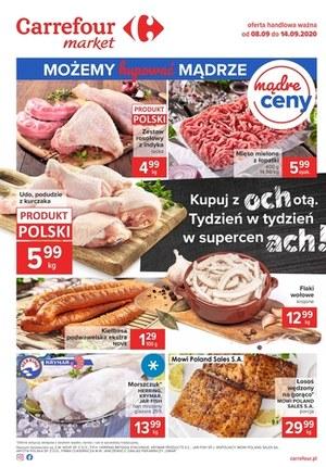 Gazetka promocyjna Carrefour Market - Oferta promocyjna Carrefour Market!