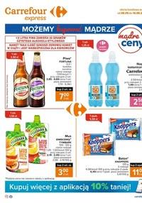 Gazetka promocyjna Carrefour Express - Mądre ceny w Carrefour Express! - ważna do 14-09-2020