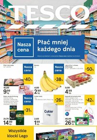 Gazetka promocyjna Tesco Centra Handlowe - Promocje w Tesco! - ważna do 16-09-2020