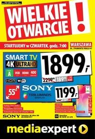Wielkie Otwarcie - Media Expert Warszawa