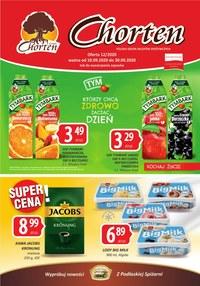 Gazetka promocyjna Chorten - Super ceny w Chorten! - ważna do 30-09-2020