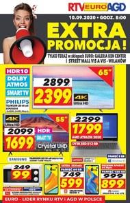 Extra promocja w RTV Euro AGD Wilanów!