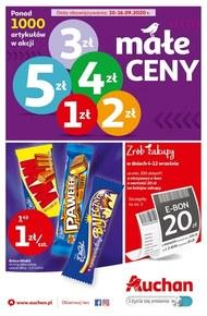 Kupuj taniej w Auchan Hipermarket!