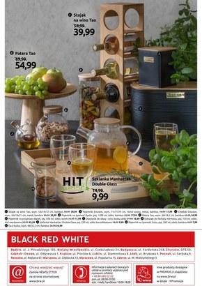 Sekretny ogród w Black Red White