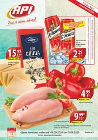 Gazetka promocyjna Api Market - Zawsze udane zakupy w Api Market! - ważna do 15-09-2020