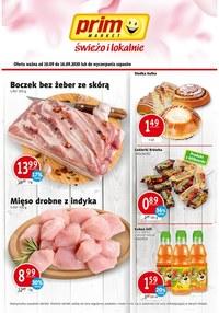 Gazetka promocyjna Prim Market - Najlepsze okazje w Prim Market! - ważna do 16-09-2020