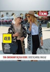 Gazetka promocyjna Textil Market - Promocje modowe w sklepie Textil Market! - ważna do 15-09-2020