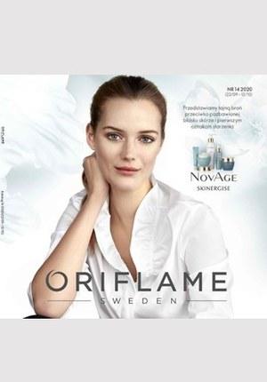 Gazetka promocyjna Oriflame - Tajna broń w Oriflame