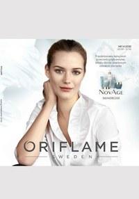 Gazetka promocyjna Oriflame - Tajna broń w Oriflame - ważna do 12-10-2020