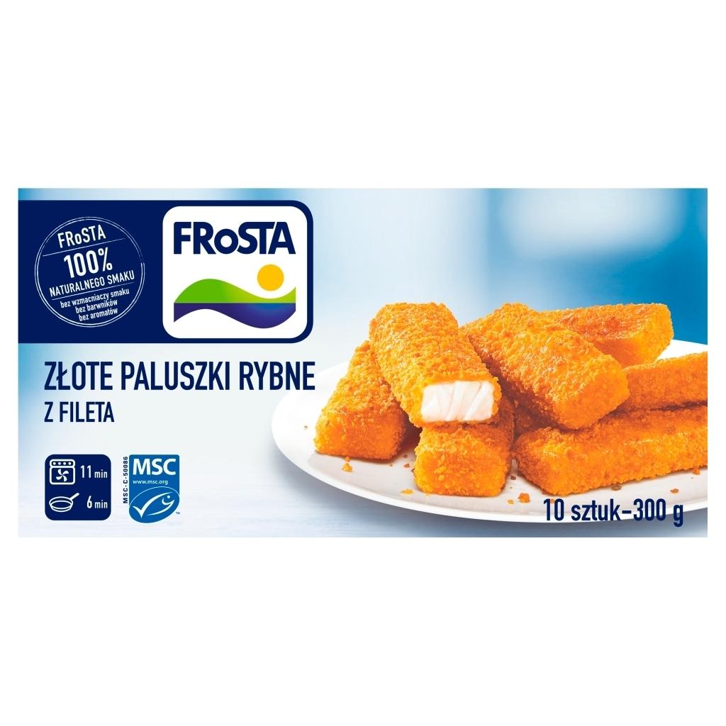 Paluszki rybne Frosta - 0