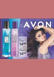 Promocje w sklepach Avon