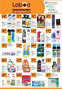 Gazetka promocyjna Drogerie Laboo - Kosmetyki na co dzień w Drogerii Laboo  - ważna do 30-09-2020