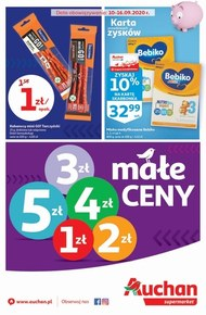 Małe ceny w Auchan Supermarket
