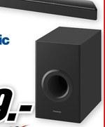 Głośnik soundbar Panasonic