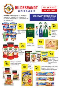 Gazetka promocyjna Hildebrandt - Promocje w sklepach Hildebrandt - ważna do 04-10-2020