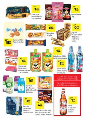 Promocje w sklepach Hildebrandt