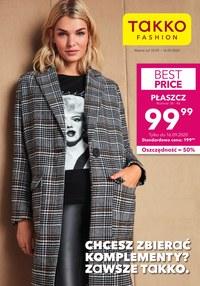 Gazetka promocyjna Takko Fashion - Zbieraj komplementy z nową kolekcją Takko! - ważna do 16-09-2020