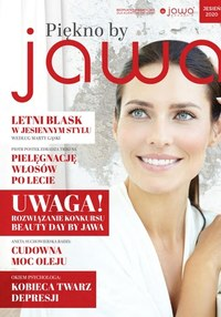 Gazetka promocyjna Jawa Drogerie - Piękno by Jawa Drogerie - Jesień 2020 - ważna do 30-11-2020