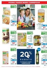Gazetka promocyjna Carrefour - Zdrowo i lokalnie w Carrefour!